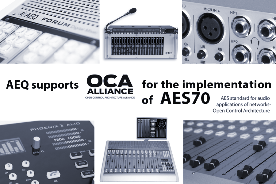 AEQ applies for associate membership in the OCA Alliance