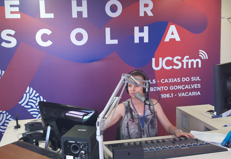 Caxias do Sul University equips its studios with AEQ Forum and Mercury
