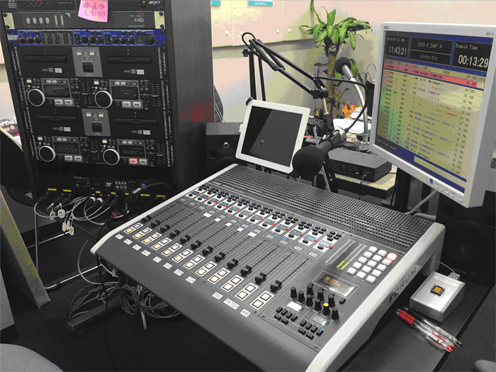 Radio FM Kawaguchi of Japan relies on AEQ to equip one of its central studios
