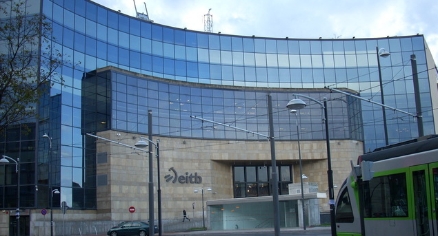 EITB's PRODUCTION CENTER IN BILBAO