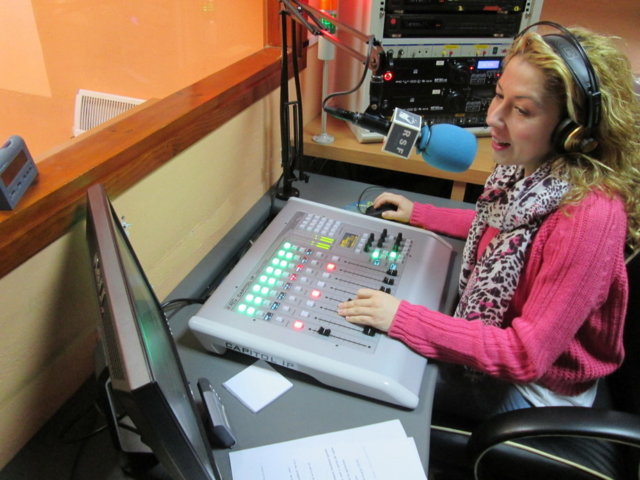 Saint Feliu Radio Station renews the control room with the AEQ CAPITOL IP
