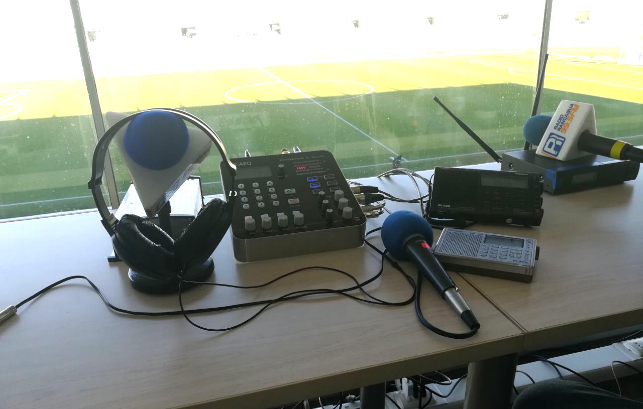 Audiocodec AEQ PHOENIX ALIO listo para retransmitir